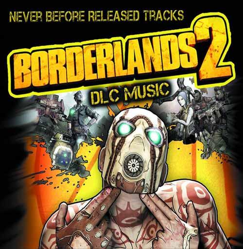 Borderlands 2 DLC Music OST CD -- NOV132588