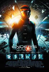 Enders Game DVD -- NOV132604