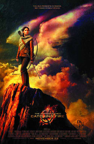 Hunger Games Catching Fire DVD -- NOV132606