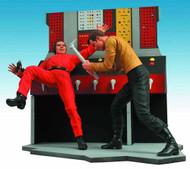 Star Trek Select Kirk Action Figure Case -- William Shatner -- OCT121569