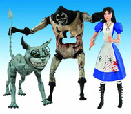 Alice Madness Returns Select Action Figure Assortment -- OCT121575