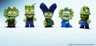 Simpsons Mini Figure 20-Piece BMB Display Series 02 -- OCT121620