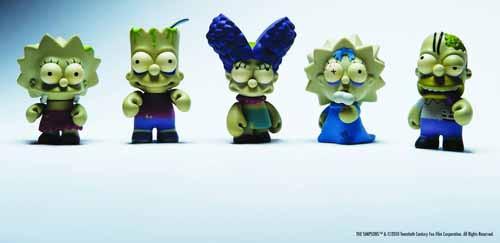 Simpsons Mini Figure 20-Piece BMB Display Series 02 -- OCT121620