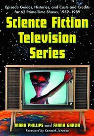 Science Fiction Television Series 1959-1989 2 Vol Set SC -- APR121423
