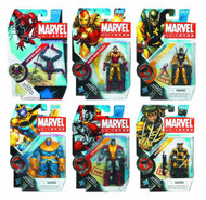 Marvel Universe Action Figure Assortment 201204 -- Avengers -- OCT121632