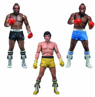 Rocky Series 3 Action Figure Assortment--Sylvester Stallone -- OCT121636