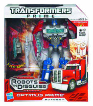 Transformers Prime Voyager Action Figure Assortment 201205 -- OCT121655