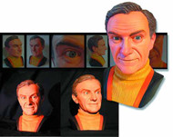 Lost In Space Dr Zachary Smith 3/4 Scale Bust -- OCT121676