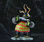 Disney Nightmare Before Christmas Harlequin Demon Statue -- OCT121680