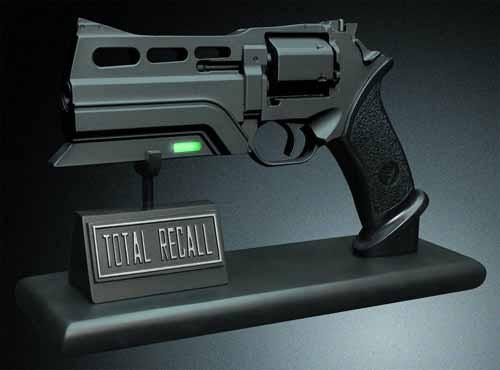 Total Recall 2012 Blaster Prop Replica -- OCT121696