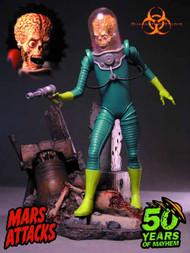 Mars Attacks Statue -- OCT121699