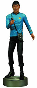 Star Trek Mr Spock 1/4 Scale Statue -- Leonard Nimoy -- OCT121700
