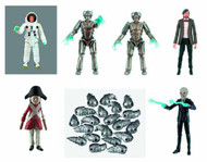 Doctor Who Series 6 10-Piece Action Figure Asst Wave 04 -- OCT121765