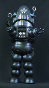 Forbidden Planet Robby The Robot 12-In Figure -- X-Plus -- OCT121793