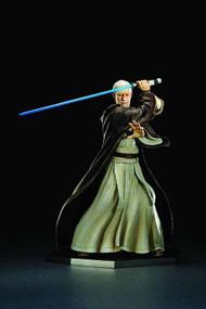 Star Wars Obi-Wan Kenobi Artfx Statue Final Battle Version -- SEP111714