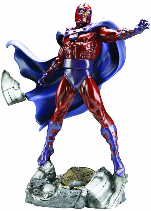 Marvel Magneto Fine Art Statue X-Men Kotobukiya -- SEP111715