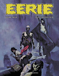 Eerie Archives HC Vol 12 -- SEP120045