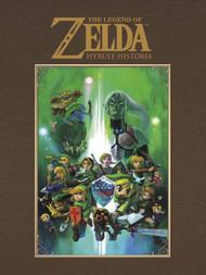Legend Of Zelda Hyrule Historia HC -- SEP120055