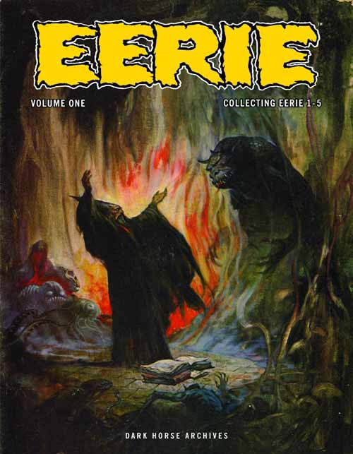 Eerie Archives HC Vol 01 New Printing -- SEP120099