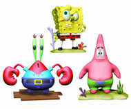 Spongebob Squarepants 4-In Action Figure Ser 1 Assortment -- APR121700