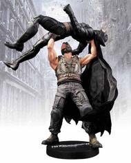 Dark Knight Rises Batman Vs Bane 1:6 Scale Statue -- DC -- SEP120274