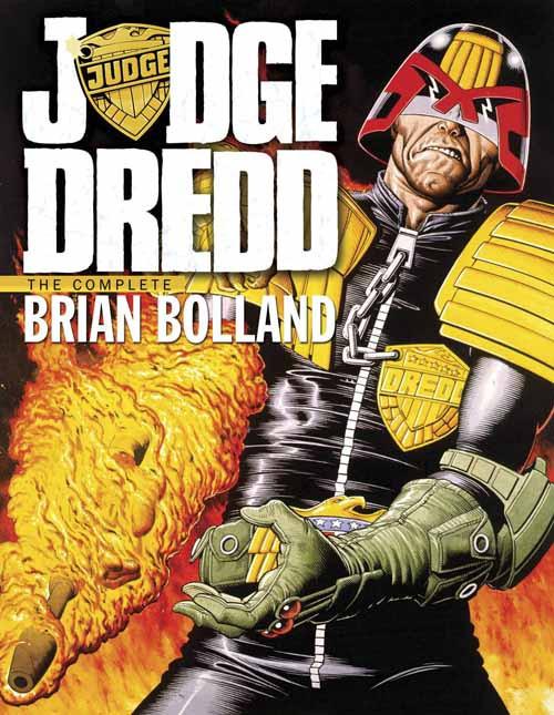 Judge Dredd Complete Brian Bolland HC -- SEP120284