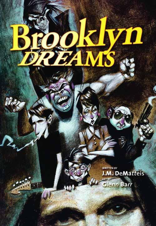 Brooklyn Dreams HC -- SEP120287
