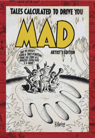 Mad Artist Edition HC -- SEP120304