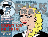 Complete Chester Goulds Dick Tracy HC Vol 14 -- SEP120385