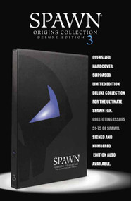 Spawn Origins Deluxe Edition HC Vol 03 -- SEP120419