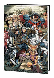 X-Force Omnibus HC Vol 01 Dm Variant Edition -- SEP120678