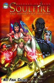 Michael Turner Soulfire Definitive Edition TPB Vol 01 -- SEP120821