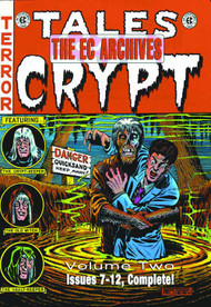 EC Archives Tales From The Crypt HC Vol 02 -- SEP121074