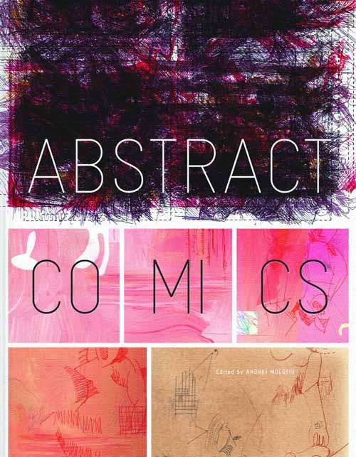 Abstract Comics Anthology HC -- SEP121100