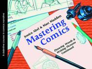 Mastering Comics SC -- SEP121110