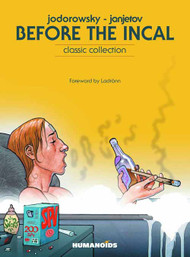 Before The Incal Class Collection HC -- SEP121132