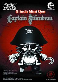 Captain Sturnbrau 5In Mini Qee Vinyl Figure -- APR121715