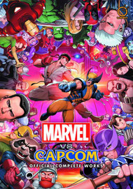Marvel Vs Capcom Off Complete Works SC -- SEP121214