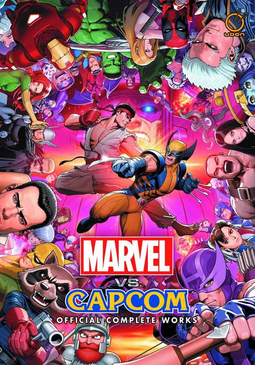 Marvel Vs Capcom Off Complete Works SC -- SEP121214