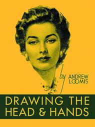 Andrew Loomis Drawing Head & Hands HC -- SEP121366