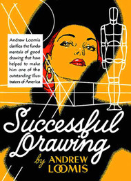 Andrew Loomis Succesful Drawing HC -- SEP121367