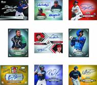 Bowman 2012 Sterling Baseball Trading Cards T/C Box -- SEP121418