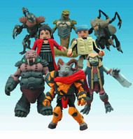 Battle Beasts Minimates Series 1 Assortment--Diamond Select -- SEP121668