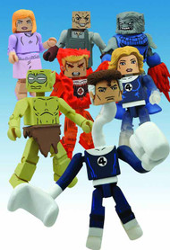 Marvel Minimates Series 48 Assortment -- Diamond Select -- SEP121669