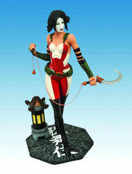 Femme Fatales Kabuki PVC Statue--David Mack Diamond Select -- SEP121671