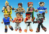 Street Fighter X Tekken Series 2 Minimates Assortment -- SEP121672
