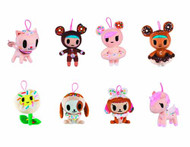 Tokidoki Donutella Mini Plush 24-Piece Bmb Ds -- SEP121713