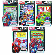 Marvel Comic Action Figure 2-Pack Assortment 201202--Hasbro -- SEP121718