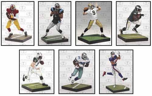 TMP Sports NFL Series 31 Action Figure Asst--McFarlane Toys -- SEP121719
