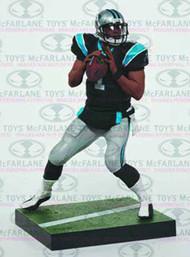 TMP Sports NFL Series 31 Cam Newton Action Figure Case -- SEP121725